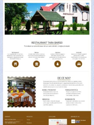 Restaurant Tara Barsei