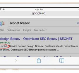 responsive web design brasov
